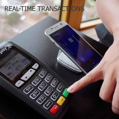 REAL-TIME TRANSACTION